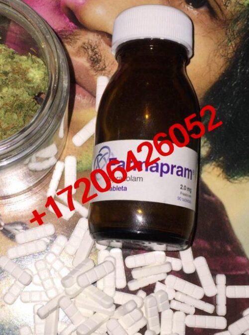 Here is sealed bottle farmapram so you can Buy farmapram 2mg